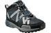 Keen Versatrail Mid WP schoenen grijs/blauw